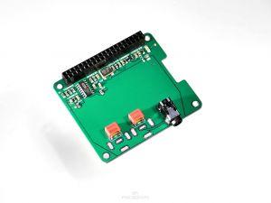 SABREberry - Rasperry Pi HiFI DAC - ESS ES9023