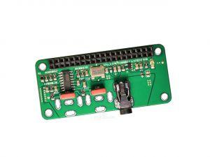 SABREberry Zero - Rasperry Pi Zero HiFI DAC - ESS ES9023